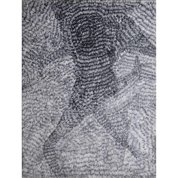 Drawing - VIII (Nebula) by Rajesh Kargutkar