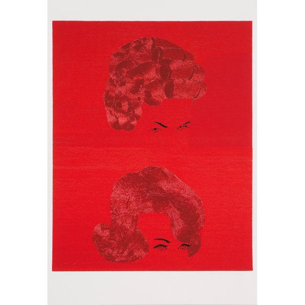 Curl by Farhad Moshiri