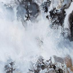 Murmuring Stream 潺潺 by Calvin Chih Hao Teng