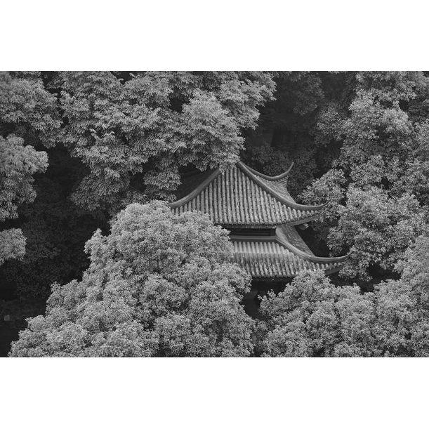 Pagoda of Six Harmonies by Taca Sui