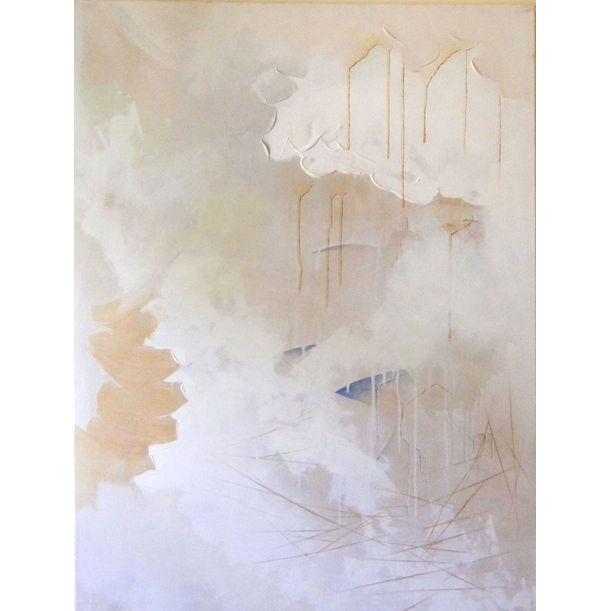 Separate or Combine (White II) by Tarini Ahuja