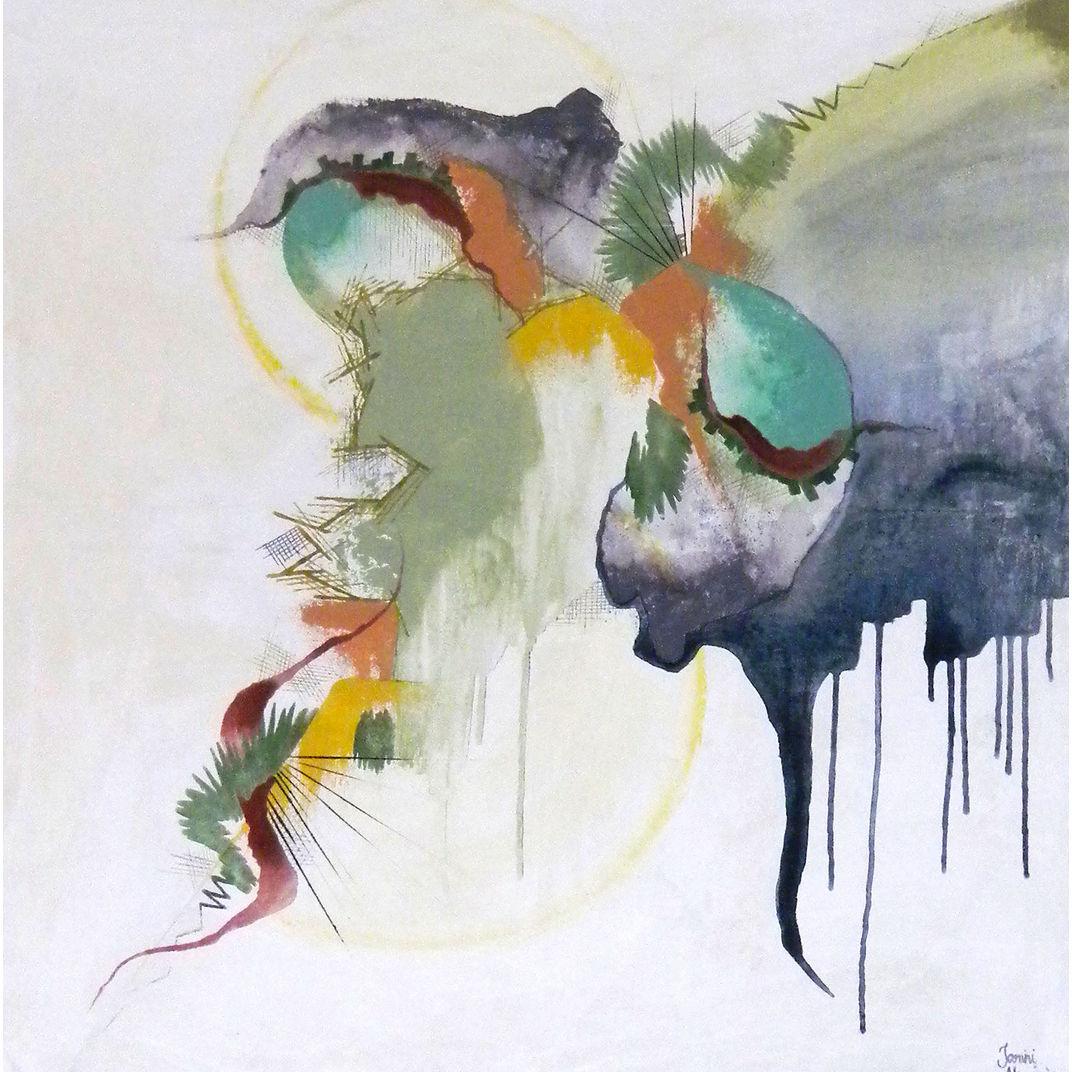 Untitled (vib-3) by Tarini Ahuja