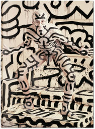 Buy Annie Leibovitz Keith Haring Edition By Steve Martin Graydon