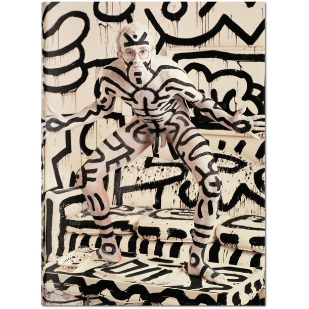 Annie Leibovitz (Keith Haring Edition) by Steve Martin, Graydon Carter, Hans Ulrich Obrist, Paul Roth