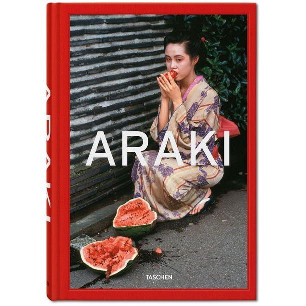 Araki by Araki by Nobuyoshi Araki
