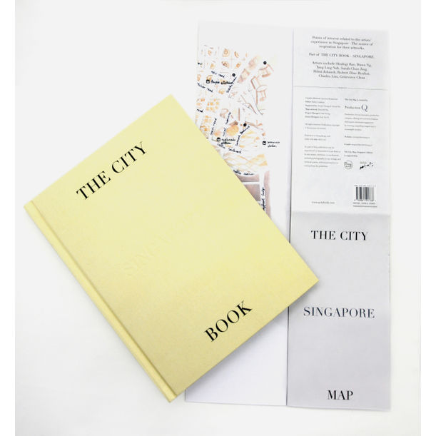 THE CITY BOOK - SINGAPORE by Queenie Rosita Law