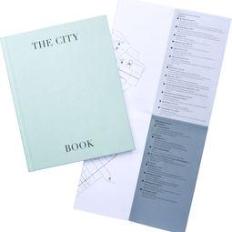 THE CITY BOOK - HONG KONG
