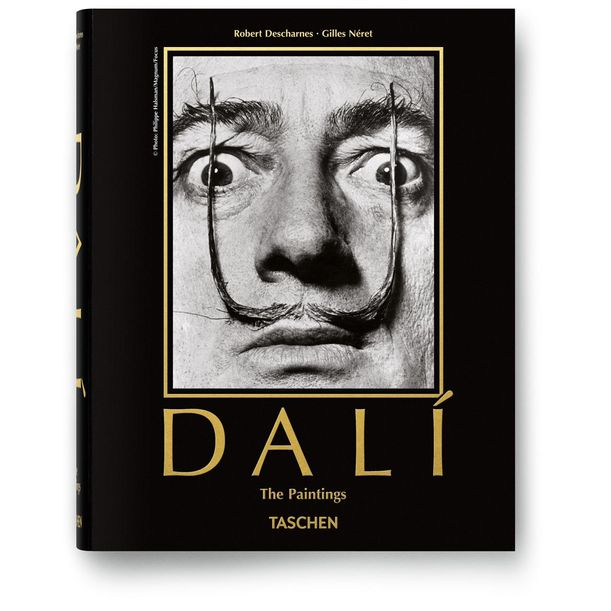 Dalí. The Paintings by Robert Descharnes, Gilles Néret