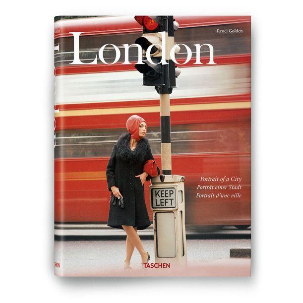London. Portrait of a City by Reuel Golden