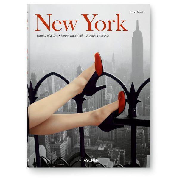 New York. Portrait of a City by Reuel Golden