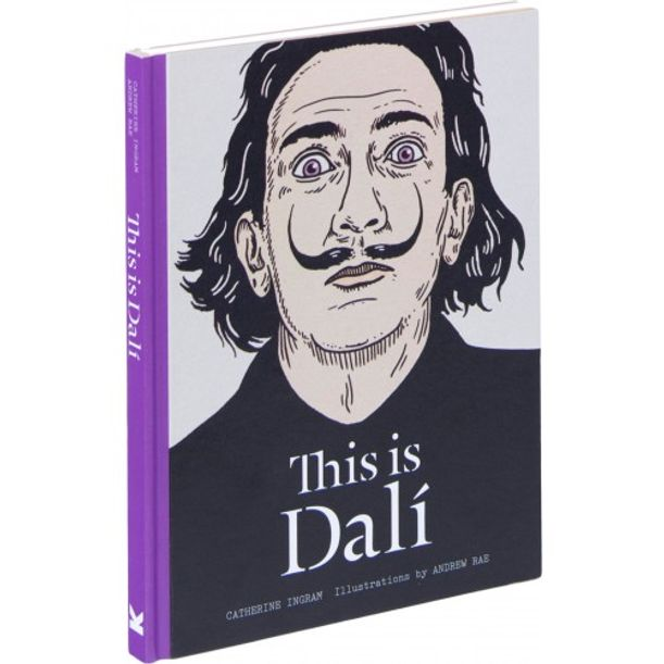 This is Dalí by Catherine Ingram