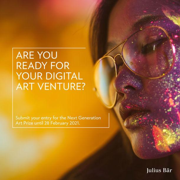 Julius Baer Next Generation Art Prize