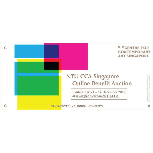NTU CCA Singapore Online Benefit Auction
