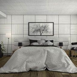 Greyish Bedroom