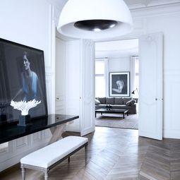 - Herringbone Flooring