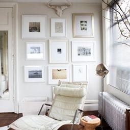 Melanie Acevedo Photography Neutral Living Room
