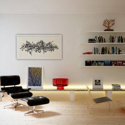 Urban, Warm Interiors