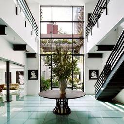 Polished penthouse