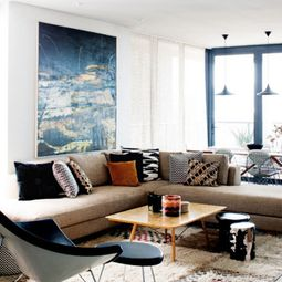 textile living room