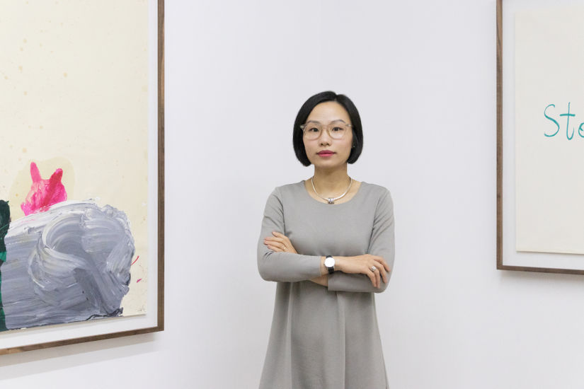 Celine Zhuang on the Chinese Art Market
