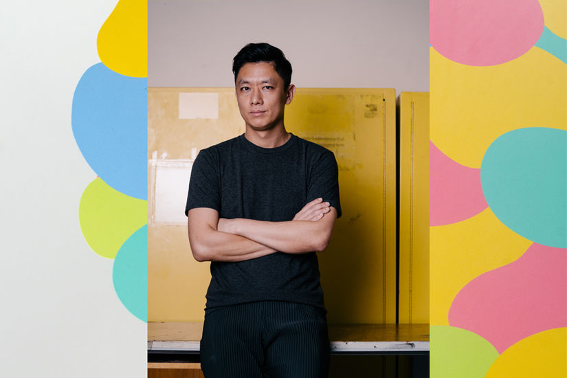"""Hans Tan: """"Practice creativity by not being afraid to fail"""""""