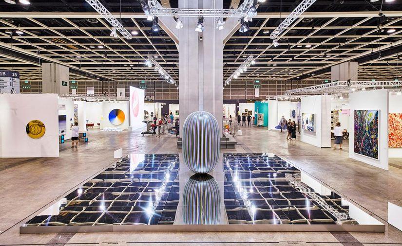 Navigating Through Hong Kong Art Week 2018