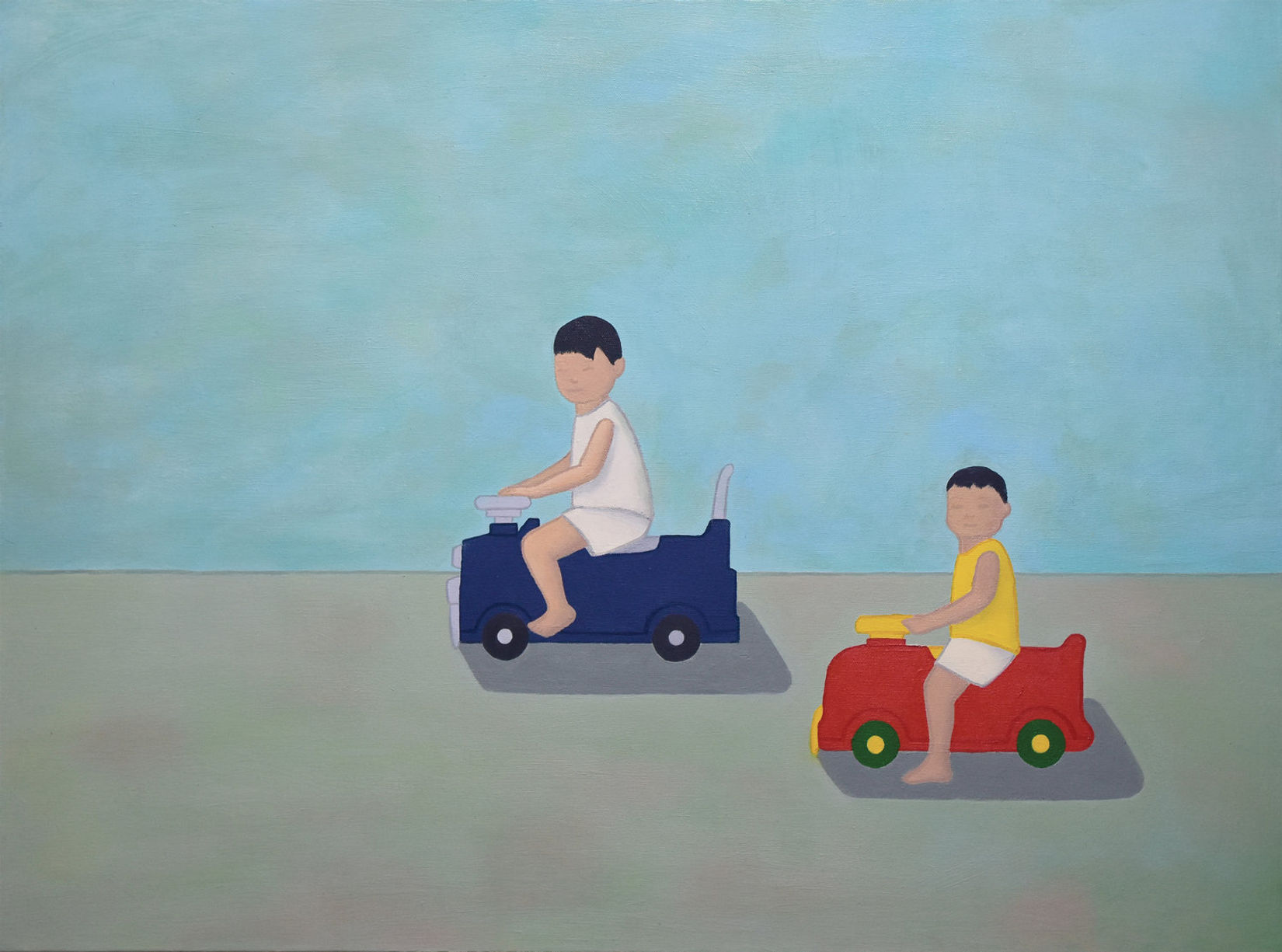 Find your Inner Child with these 10 Playful Artworks