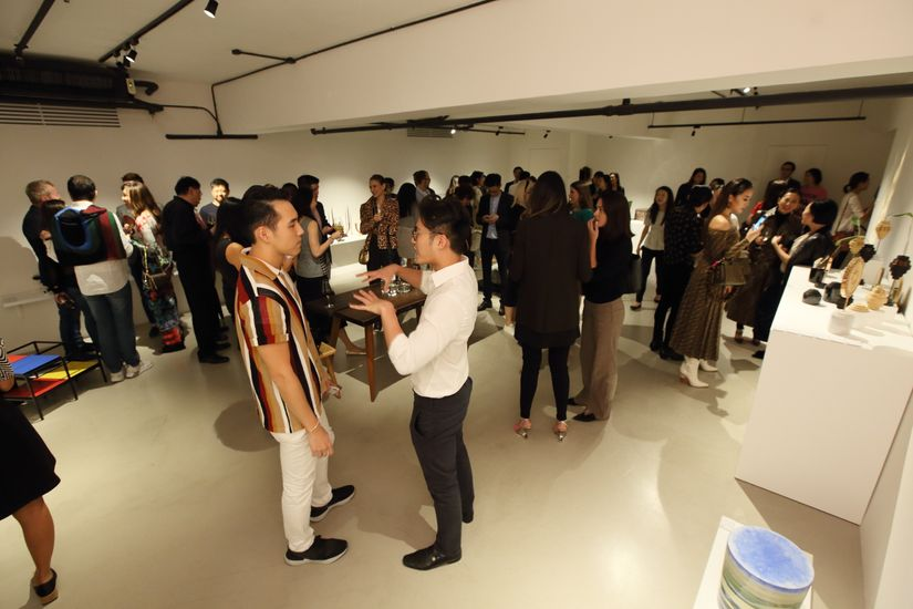 VIP Opening of Collectible Design in Hong Kong