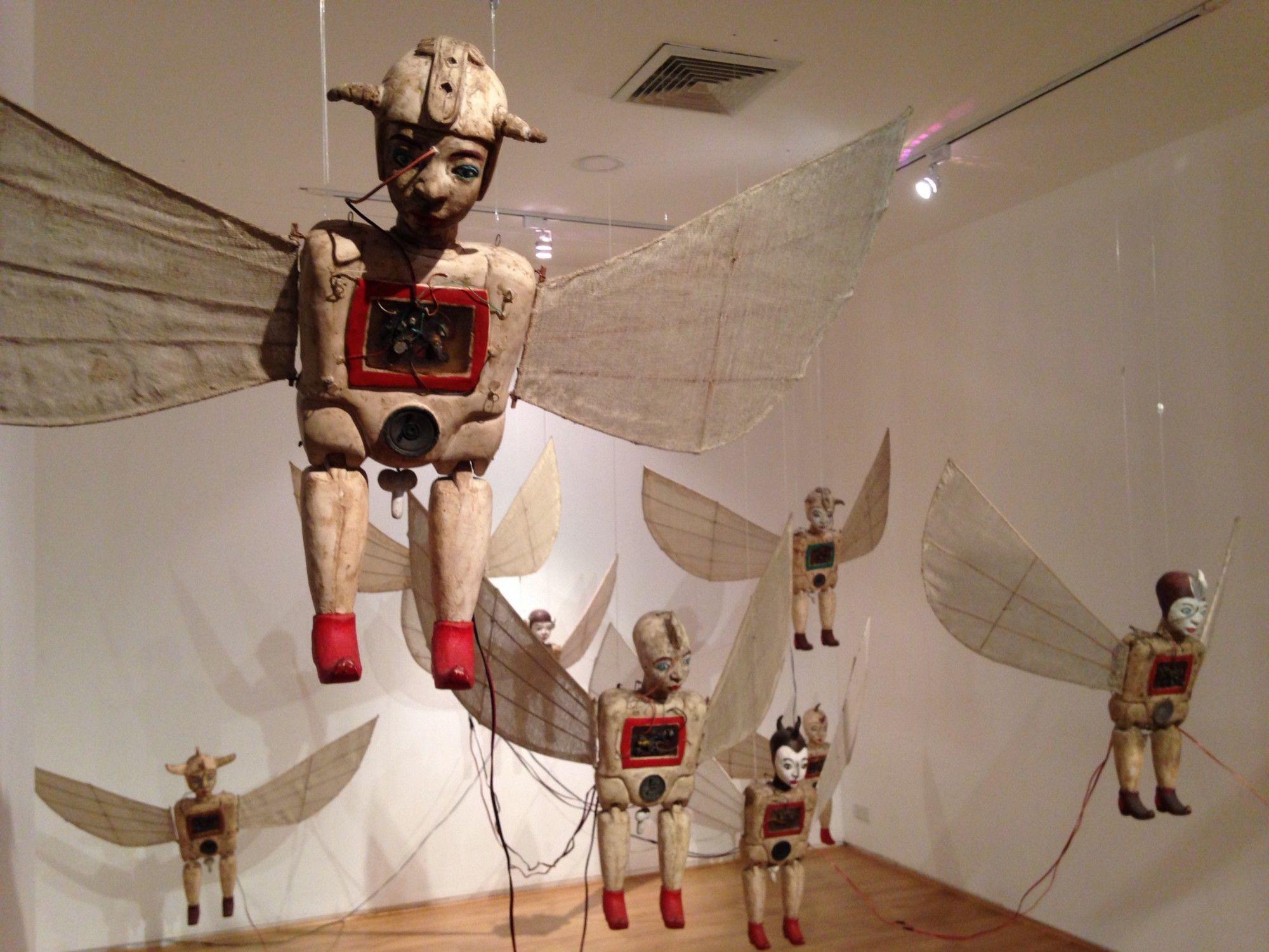 Contemporary southeast asian art
