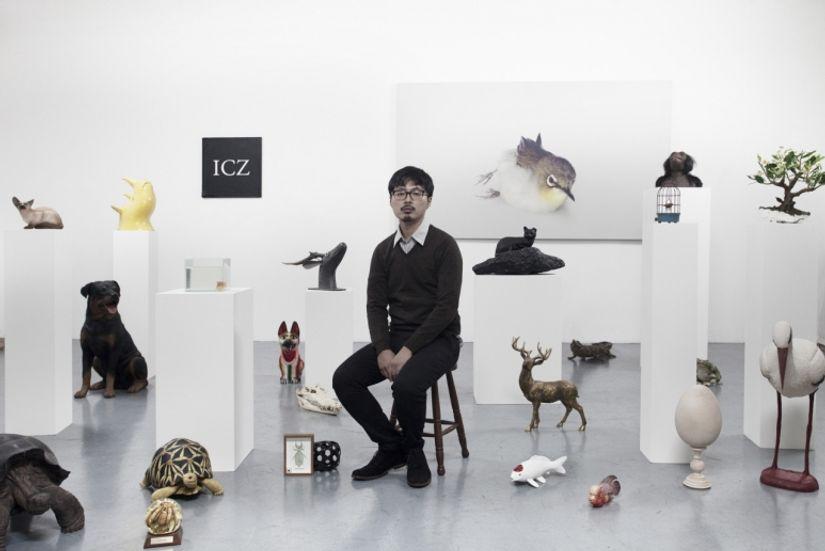 Artist Spotlight: Robert Zhao Renhui & His RoboRoach