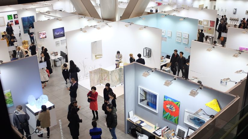 Highlights from Art Fair Tokyo 2018