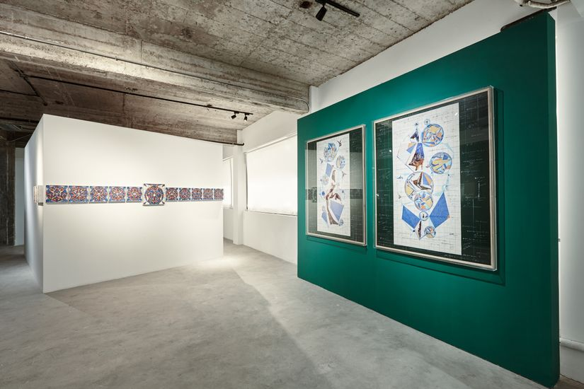 The Artling and Studio Gallery Present 'Extro-Science Fiction Notes' by Li Wenguang