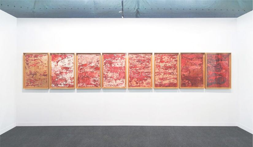 "Yeoh Choo Kuan's Solo Show ""Lights In"" at Tang Contemporary Art, Bangkok"