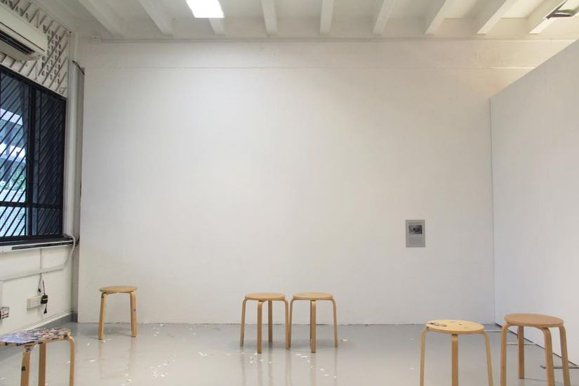 Independent & Alternative Art Spaces in Singapore: ––Tom