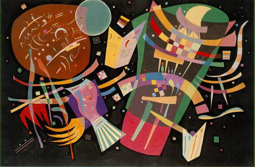 Most Famous Abstract Artworks In The Last 100 Years The Artling,Storage Entryway Bench