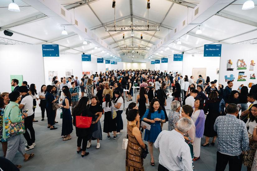 Singapore Art Week 2019: A Round Up