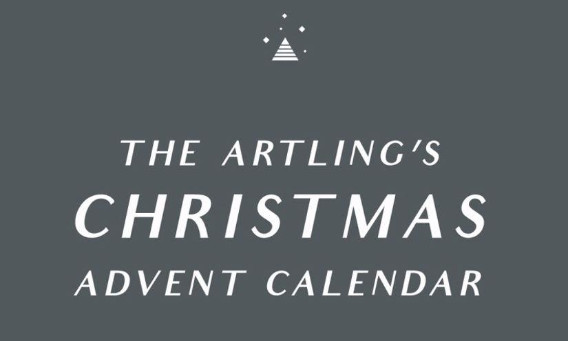 The Artling Christmas Advent Calendar 2017