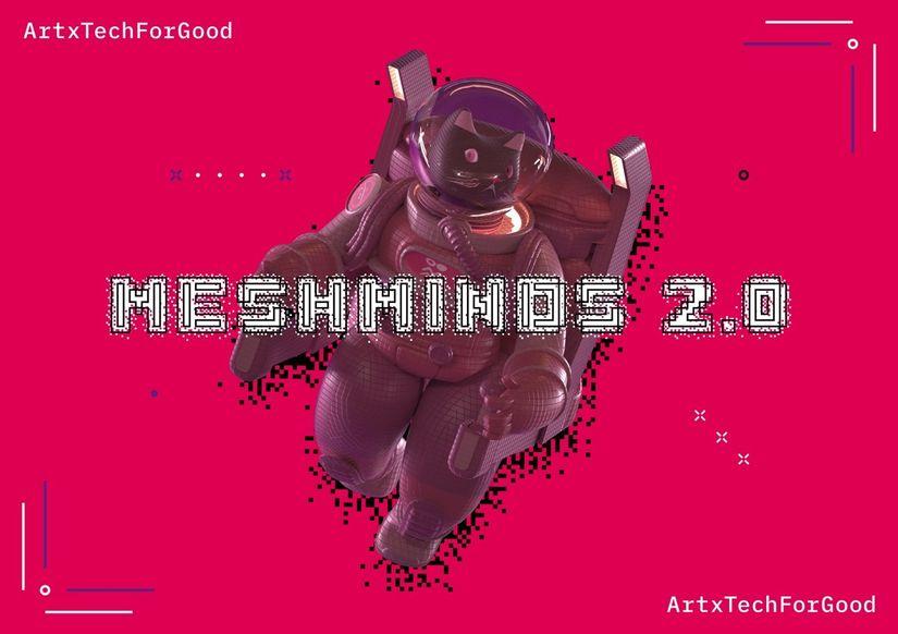 MeshMinds is back with ArtxTechforGood!