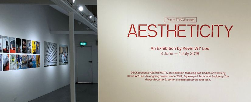 'Aestheticity': An exhibition by Kevin WY Lee at DECK