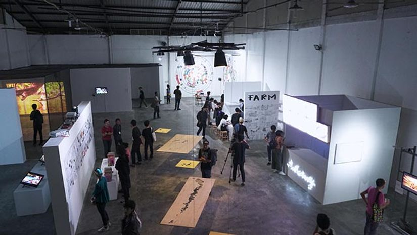Technology, Food, Community and Art: Looking Back on This Year's OK.Video - Indonesia Media Arts Festival in Jakarta