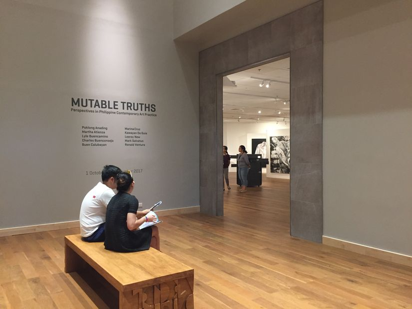 Manila, I'm Coming Home: Mutable Truths at the Ateneo Art Gallery