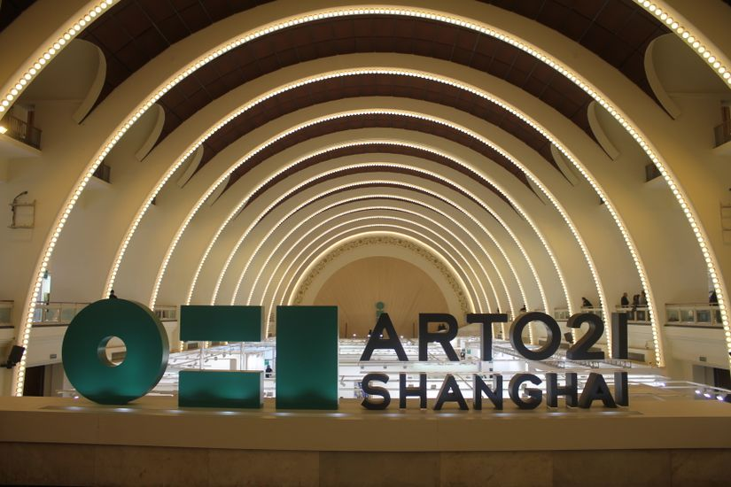 Art021 Shanghai 2017: Highlights