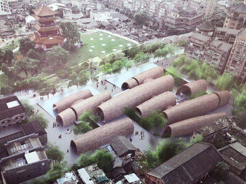 Brick by Brick: The Imperial Kiln Museum by Studio Zhu Pei