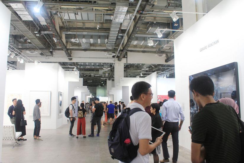 Sneak Peek: Art Stage Singapore 2018