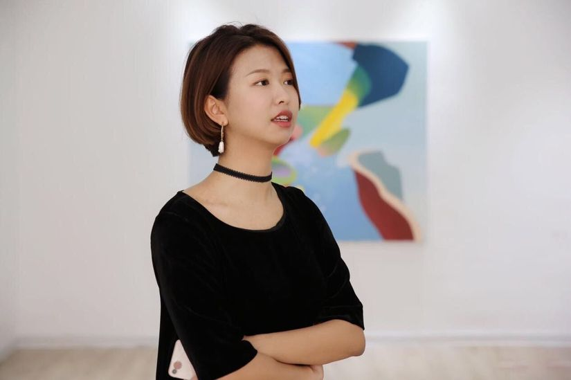In an Evolving Art World of Alternative Mediums, Artist Jia Hui tells us why she Sticks to Painting