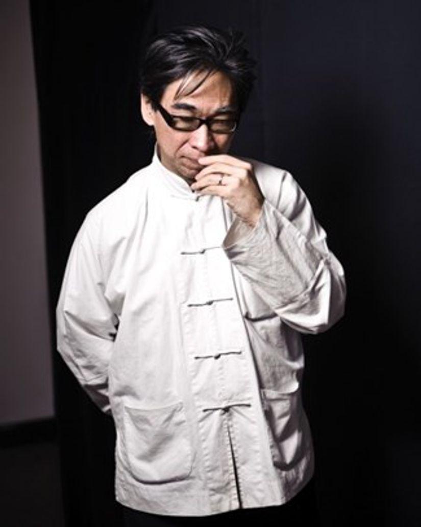 Johnson Tsong-zung Chang, Curator, Director of Hanart TZ Gallery, Nov. 14, 2013