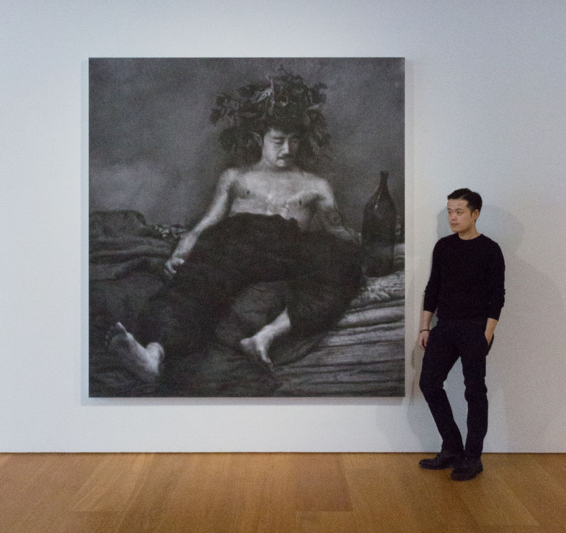 """""""Without Hope, Without Fear"""": Zhang Yunyao at Perrotin"""
