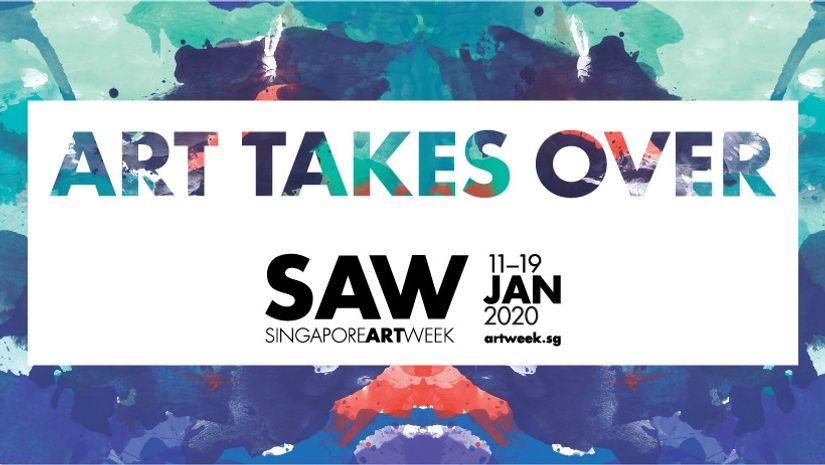 Singapore Art Week 2020: 11 Must-Visit Exhibitions