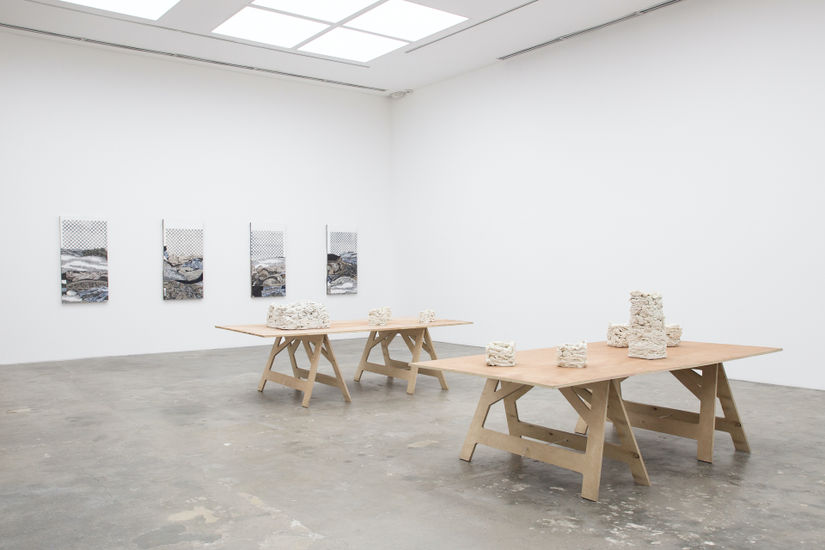 'In Medias Res', a Solo Exhibition by Hanna Pettyjohn, at Silverlens