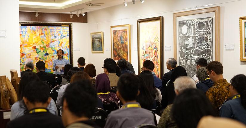 ASEAN Artist Residency in Jakarta for Thai & Vietnamese artists